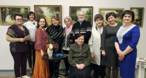 Состоялось открытие выставки живописи Валерия Макренкова