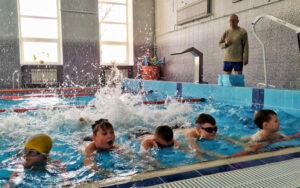 В Лиозненский бассейн – за здоровьем!