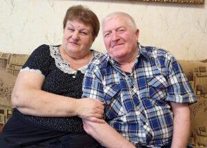 Счастливая женщина Галина Маратовна