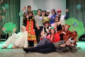В Лиозно стартовала юбилейная 15-я декада театрального творчества
