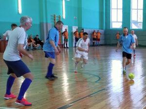 В Лиозненском ФОКе прошёл турнир по мини-футболу