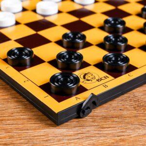 Состоялось первенство области по шашкам «100»