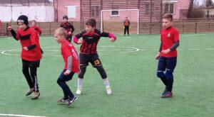 Лиозненские ребята приняли участие в турнире по мини-футболу «Весенние каникулы-2021»