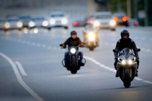 ГАИ призывает водителей двухколесных транспортных средств к неукоснительному соблюдению Правил дорожного движения