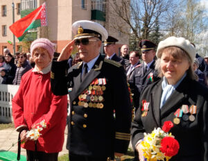 В Лиозно прошли мероприятия посвященные Дню Победы
