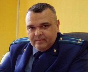 Прокурором Лиозненского района назначен Алексей Валерьевич Бузиков