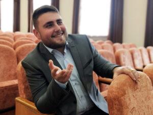 Марк Цыганков, руководитель Лиозненского народного театра «У пошуку…»: «Всё, что создал отец, теперь на моих плечах»