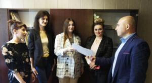 В ОАО «Лиозненский райагросервис» состоялся Единый день информирования