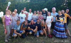 Ретро-вечеринки  в Черноручье