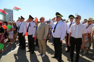 В Витебске прошёл «День открытых дорог!»