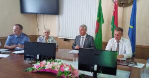 Председатель Палаты представителей Национального собрания Республики Беларусь с рабочим визитом побывал в Лиозненском районе (дополнено)