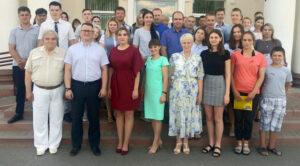 В Лиозно состоялась XXXXIV отчётно-выборная конференция районной организации ОО «БРСМ»