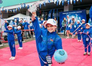 Минск поставил точку на маршруте культурно-спортивного фестиваля Vytoki
