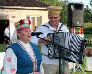 Праздник деревни прошёл в Бабиновичах