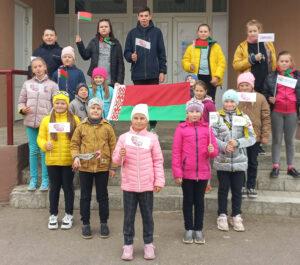 В Велешковичской средней школе прошла неделя, посвящённая Дню народного единства