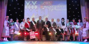 Мерапрыемства, прысвечанае Дню народнага адзінства, прайшло ў Лёзненским РЦК