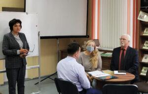 В Лиозно прошёл семинар на тему «Развитие креативной экономики сельских территорий Беларуси» (ВИДЕО)